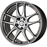 Work Emotion CR Ultimate Kiwami Silver (18x9.5) +38 (5x100)