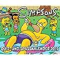 Simpsons Abrei�kalender 2015: 2015 Quiz- und Spa�kalender