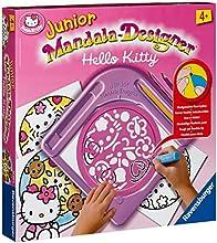 Ravensburger - 29736 - Loisir Créatif - Mandala Designer Junior Hello Kitty