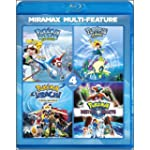 Pokemon 4 Film Series [Blu-ray]