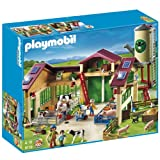 Playmobil 5119 Barn with Silo