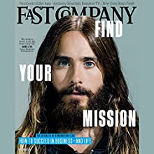 Audible Fast Company, November 2014  by Fast Company Narrated by Ken Borgers