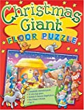 Christmas Giant Floor Puzzle (Candle Bible for Toddlers)