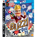 Buzz! Quiz TV - Playstation 3 ~ Sony Computer...