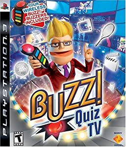 Buzz! Quiz TV Bundle - PlayStation 3