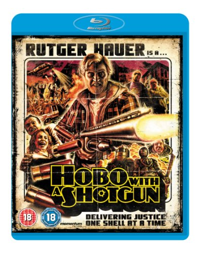 ���� � ���������� / Hobo with a Shotgun (2011) BDRip-AVC
