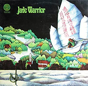 jade warrior LP