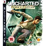 Uncharted: Drake's Fortune (PS3)by Sony