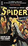 The Spider #4: Master of the Night-Demons (v. 4) (0881848980) by Stockbridge, Grant