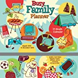 Busy Family 2015 Wall Planner