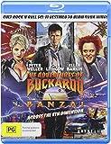 Adventures Of Buckaroo Banzai Across The 8th Dimension Blu-Ray (Region B)
