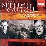 Walton/Britten: Violin Conc