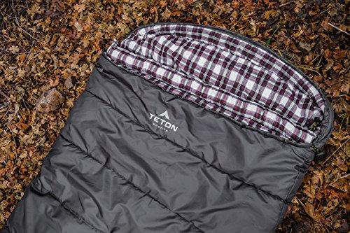 TETON Sports Fahrenheit Regular 0F Sleeping Bag