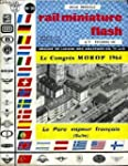 Rail miniature flash n�32 : le congr�...