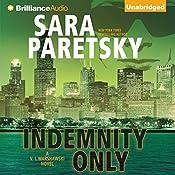 Indemnity Only | Sara Paretsky