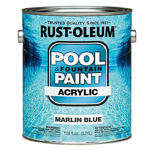 Paint, Marlin Blue, 1 Gal.