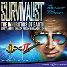 The Inheritors of Earth Audiobook by Jerry Ahern, Sharon Ahern, Bob Anderson Narrated by Scott
