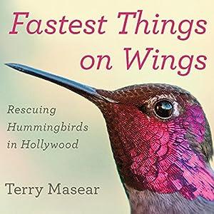 Fastest Things on Wings Audiobook