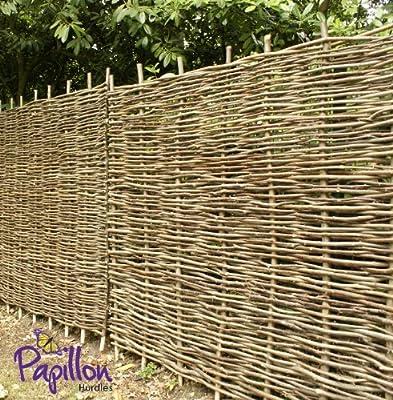Papillon Hazel Hurdles 4ft (1.2m) Fencing Panel