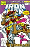 img - for Iron Man Annual #11 : If The Termini Come... (Marvel Comic Book 1990) book / textbook / text book