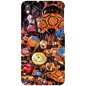 HTC Desire 816G Back Cover - Striking Designer Cases