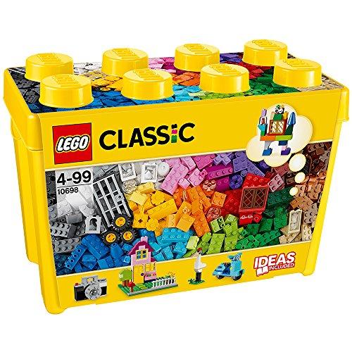 LEGO Classic - Caja de ladrillos creativos grande (10698)