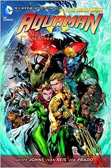 Amazon.com: Aquaman Vol. 2: The Others (The New 52) (9781401242954