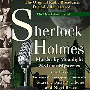 Murder by Moonlight and Other Mysteries: The New Adventures of Sherlock Holmes | [Anthony Boucher, Denis Green]