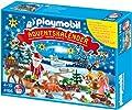 PLAYMOBIL 4166 - Adventskalender Weihnacht der Waldtiere