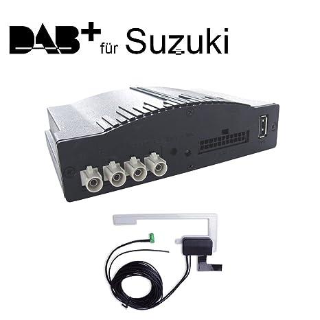 DAB + Interface Radio Numérique Pour Suzuki Grand Vitara