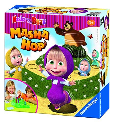 Ravensburger Italy 21232 - Masha Hop, Multicolore