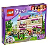 LEGO Friends - Olivia's House - 3315 + Friends - Emma's Sports Car - 41013