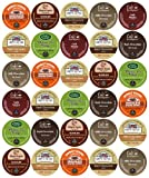 Brewing Something Good, K-Cup Gift Sampler, 30-Count Chocolate Variety, Single-Cup Portion Pack for Keurig K-Cup Brewers, Packaged in Brewing Something Good Gift Box