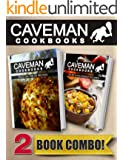 Paleo On-The-Go Recipes and Paleo Slow Cooker Recipes: 2 Book Combo (Caveman Cookbooks) (English Edition)