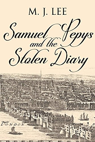Samuel Pepys And The Stolen Diary by M J Lee ebook deal