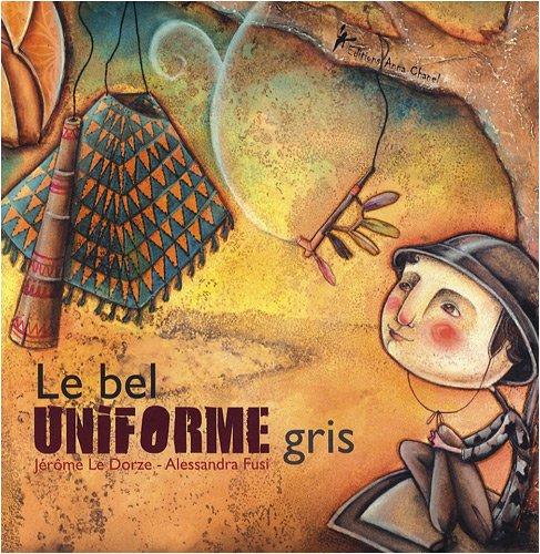 """""""Le bel uniforme gris"""""""