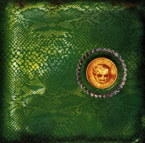Original album cover of Billion Dollar Babies by Alice Cooper
