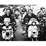 """Quadrophenia Poster Approximate size 11.7"""" x 16.5""""- 297mm x 420mm"""