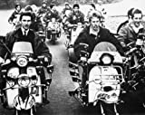 "Quadrophenia Poster Approximate size 11.7"" x 16.5""- 297mm x 420mm"