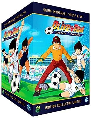キャプテン翼(昭和版) コンプリート DVD-BOX (全128話, 3120分)