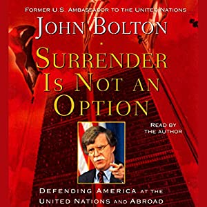 Surrender Is Not an Option Audiobook