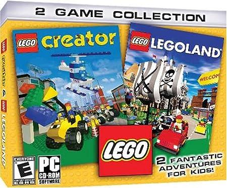 Lego Creator And Lego Land