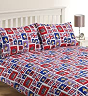 Coronation Print Bedset