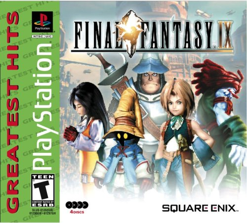Gamelengths Average Play Times For Final Fantasy Ix