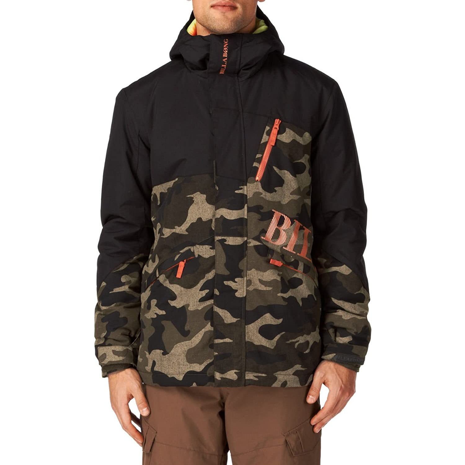 Billabong Kink Snow Jacket - Military Camo