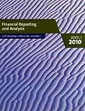 Financial Reporting and Analysis (CFA program curriculum vol 3)