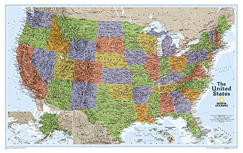 AgCeOn4.book] Free download: United States Explorer Wall Map ...