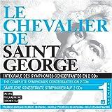 echange, troc Saint-George, Vilimec, Pilsen Phil, Malat - Le Chevalier de Saint George: The Complete Symphonies Concertantes, Vol. 1