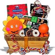 Dog Lover's Gift Basket / Pampered Do…