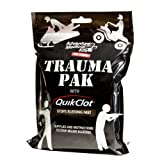 Adventure Medical Kits Trauma Pak w / QuikClot 25g sport 2064-0292 Black (2-PACK) (Color: Black)